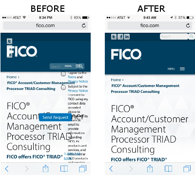 Fico's Website